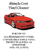 Rhinyl® Coat Vinyl Cleaner