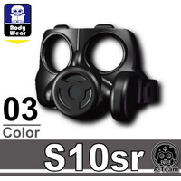 S10sr Gas Mask