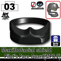 Maxillofacial Shield Face Guard MFS-2