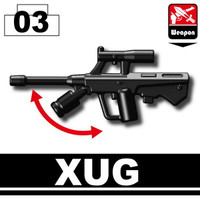 AUG/XUG Light Machine Gun
