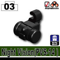 PVS-14 Night Vision Goggles