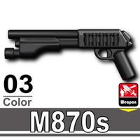 M870 12 Gauge Shotgun