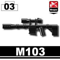 M103 Sniper Rifle