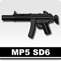 MP5SD6 SMG