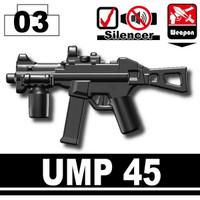 UMP 45 SMG