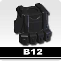 B12 Tactical Vest