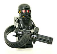 Minigun Trooper Minifigure