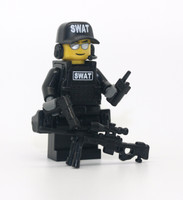 SWAT Sniper Officer