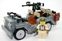 World War 2 Willy's Jeep