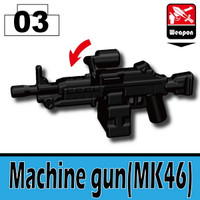 MK46 Light Machine Gun