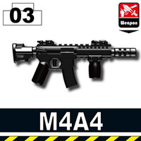 M4A4 Assault Rifle