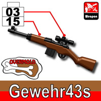 Overmolded Gewehr 43 Sniper Rifle