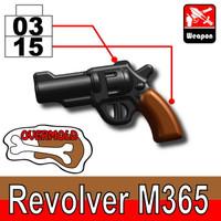 Overmolded M365 Revolver