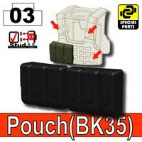 Mag Pouch BK35