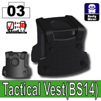 Tactical Vest BS14