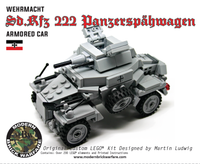 SD.Kfz 222 Leichter Panzerspähwagen