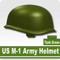 American M2 Steel Pot Helmet