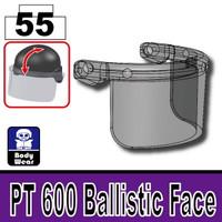 Ballistic Face Guard