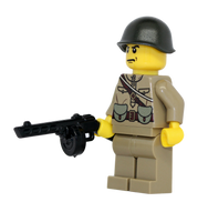 Russian WW2 PPSh Soldier
