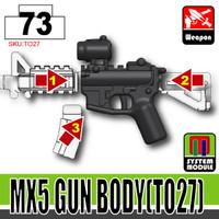 M5 Receiver COMBAT BLACK