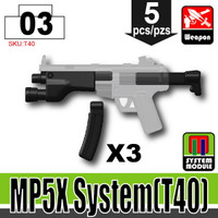 MP5 Attachments BLACK