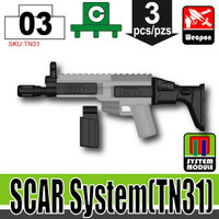 SCAR Attachments BLACK