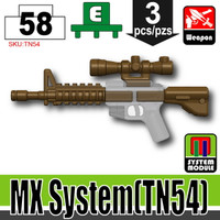 M4 Scoped Attachments DEEP BRONZE