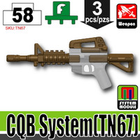 M4 CQB Attachments DEEP BRONZE