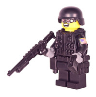 R6S FBI Thermite Minifig