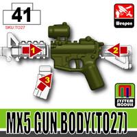 M5 Receiver TANK GREEN
