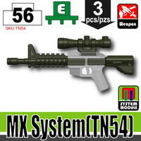 M4 Scoped Attachments DEEP GREEN