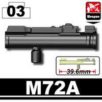 M72A Law Anti Tank Rocket Launcher
