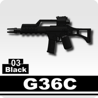 G36C Assault Rifle