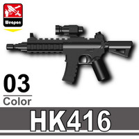 HK416 Assault Rifle