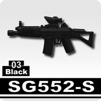 Sig SG552-S Assault Rifle