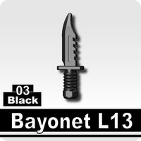 Bayonet L13