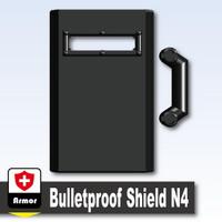 Bulletproof Shield N4