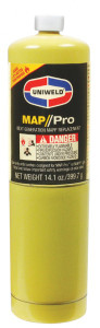 Mapp Gas Yellow MDC