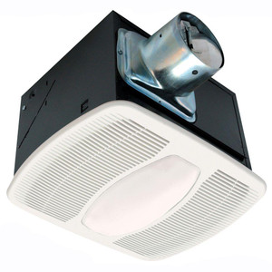 Air King - 80 CFM Quiet Exhaust Fan w/ Light