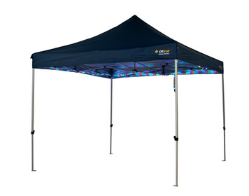 Oztrail 12m Gazebo LED Coloured Rope Light