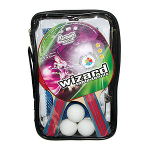 Formula Sports 'Wizard' 2 Player Table Tennis Set