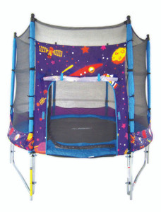 8ft Trampoline Outer Space Skirt Trim Kit