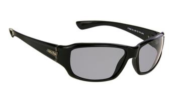 Ugly Fish TR-90 Polarised Sunglasses P7880 Black Frame Smoke Lens