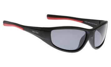 Ugly Fish Polarised Sunglasses PU5212 Matt Black Frame Smoke Lens