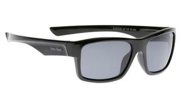 Ugly Fish Polarised Sunglasses PU5279 Black Frame Smoke Lens