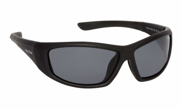 Ugly Fish Polarised Sunglasses PU5447 Matt Black Frame Smoke Lens
