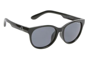 Ugly Fish Polarised Sunglasses PKM506 Black Frame Smoke Lens