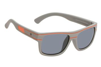 Ugly Fish Polarised Sunglasses PKR 729 Grey Frame Smoke Lens