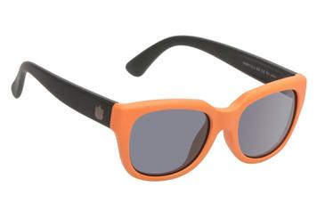 Ugly Fish Polarised Sunglasses PKR 715 Orange Frame Smoke Lens