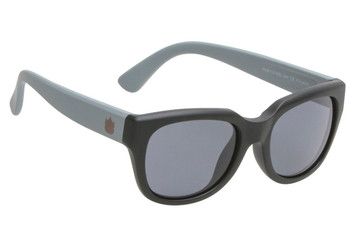 Ugly Fish Polarised Sunglasses PKR 715 Matt Black Frame Smoke Lens
